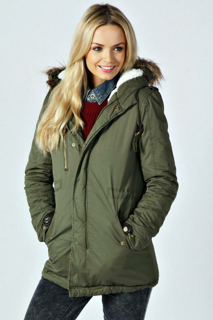 coole moderne winterjacken f r damen