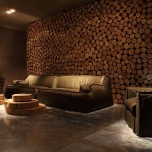 Wohnwand aus Holz für mehr Gemütlichkeit im Zimmer!