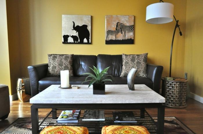 wohnzimmer afrika deko:sehr schöne afrikanische deko – kleines wohnzimmer