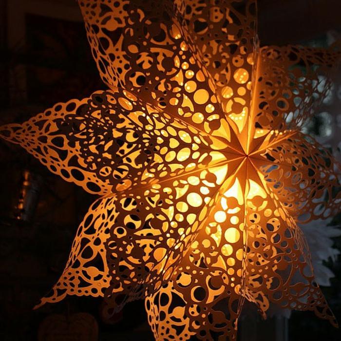 wunderschöne-lampe-aus-papier-sehr-interessant