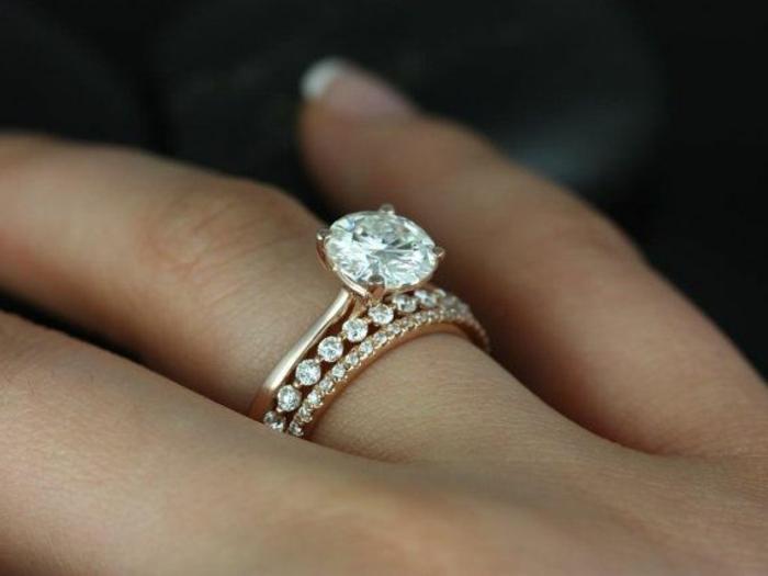 Eheringe diamant