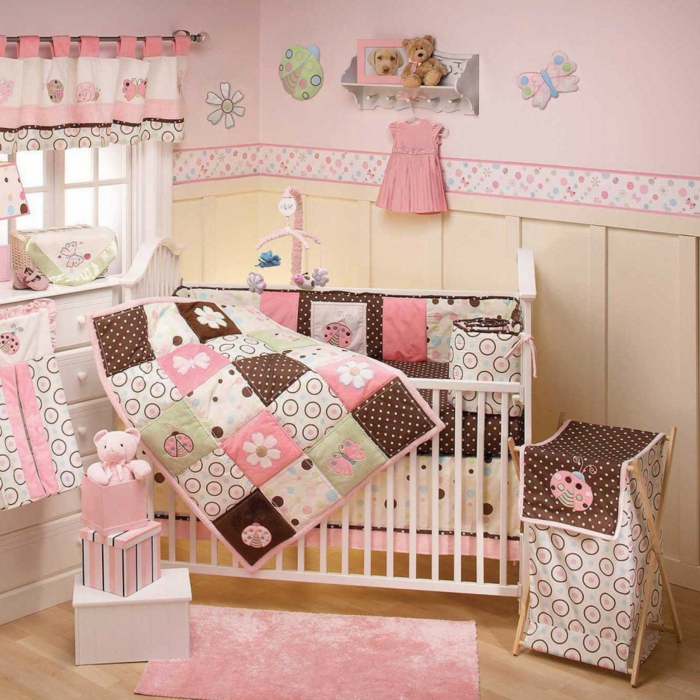 44 fantastische baby bettw sche designs. Black Bedroom Furniture Sets. Home Design Ideas