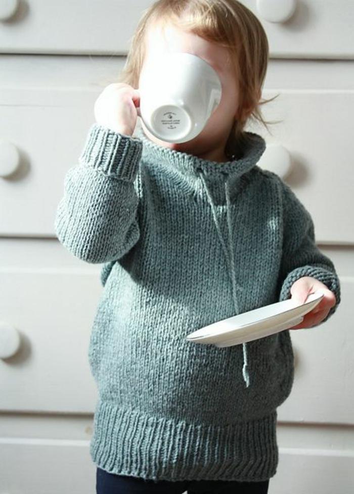 Baby Pullover Stricken Tolle Ideen Und Muster Archzinenet
