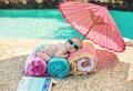 40 super süße Fotos von Kindern mit Kinderschirm