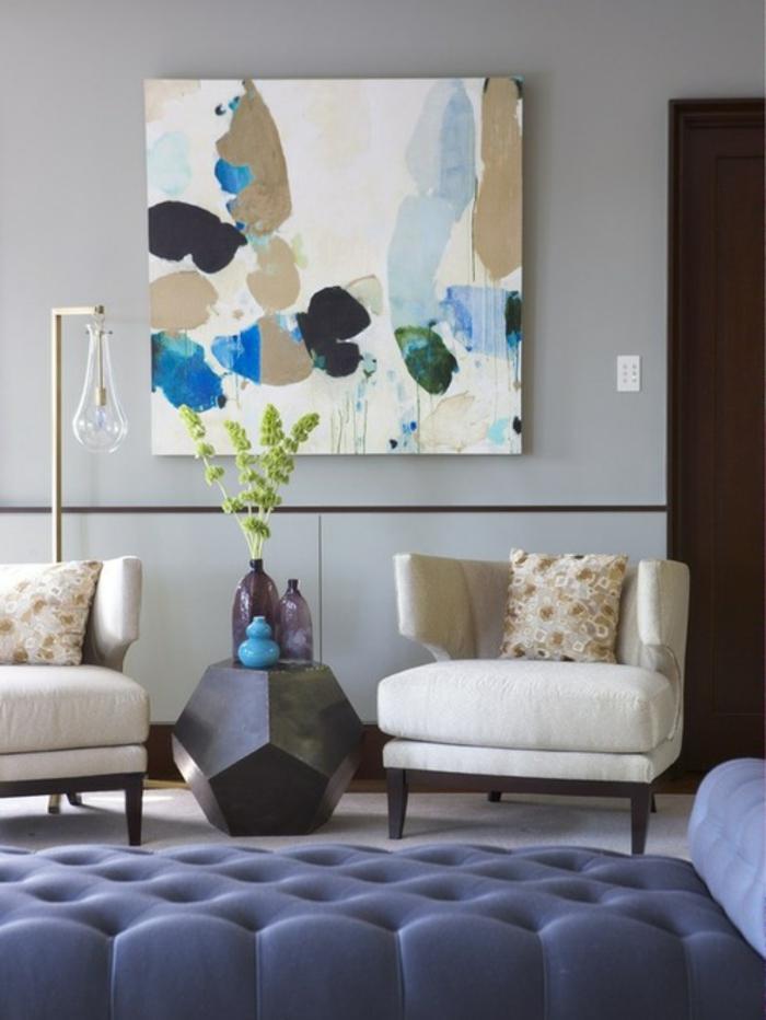 Bilder-fürs-wohnzimmer-abstrakte-Darstellung-modernes-Interieur