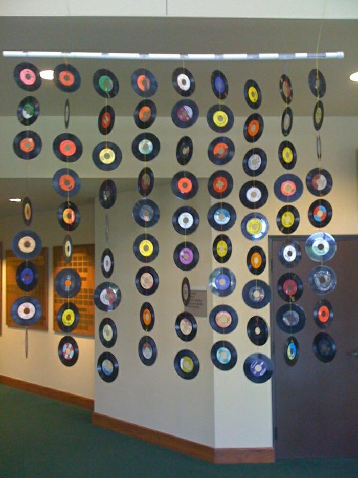 Originelle Diy Ideen Mit Schallplatten Archzine Net