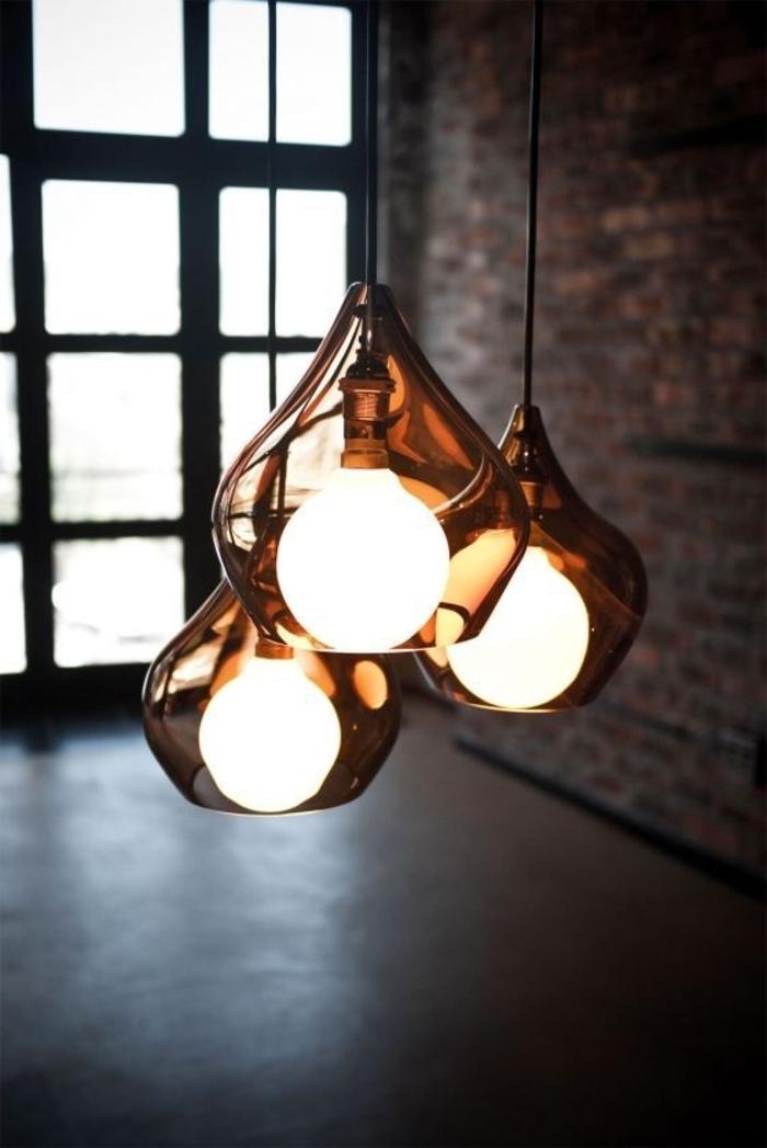 Designer-Leuchten-schönes-Modell-weiches-Licht