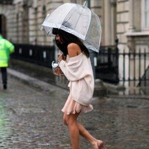 Durchsichtiger Regenschirm - 40 coole Fotos