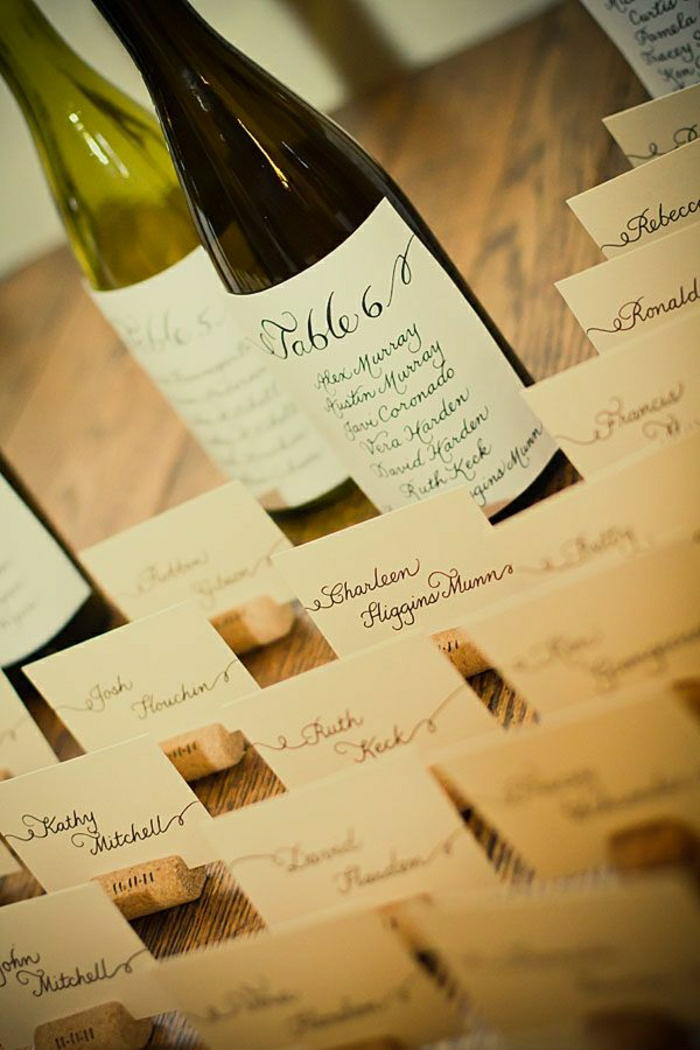 Etiketten-selbst-gestalten-Hochzeit-Tischdekoration-Organisation-Gästenamen