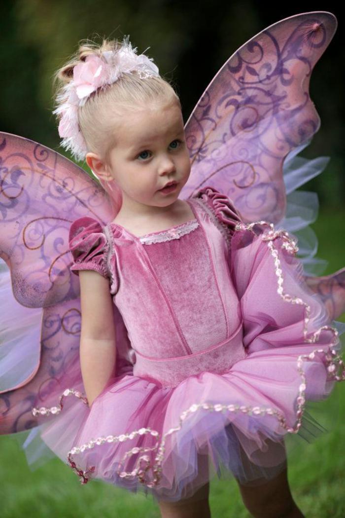 Feenkostüm-lila-Farbe-tinkerbell-kostüm