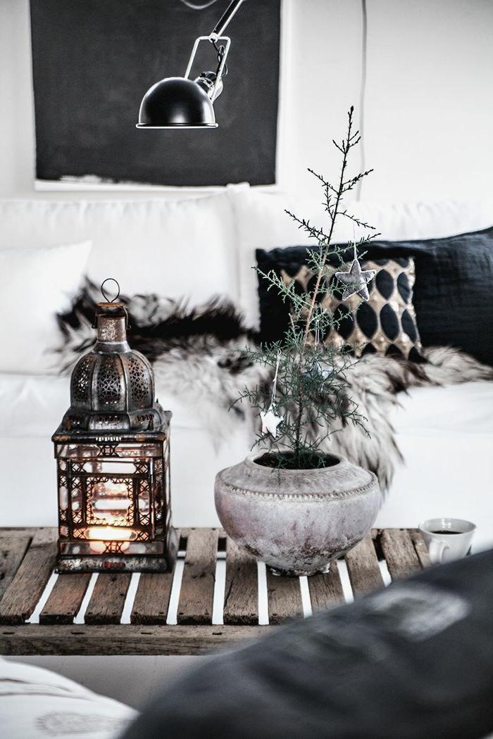 Wundersch ne vorschl ge f r winterdekoration for Dekoration wohnung weihnachten