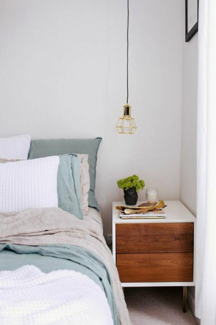 die sch nste nachttischlampe wohnideen in 40 bildern. Black Bedroom Furniture Sets. Home Design Ideas