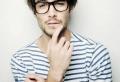 Die Hipster Brille – super aktuell und heiß