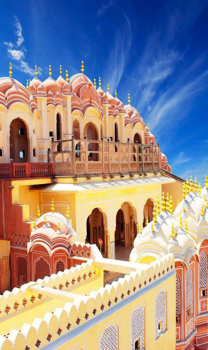 Indien Rundreise - lassen Sie sich einige Weltwunder sehen ...