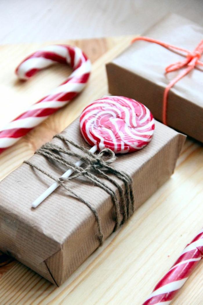 Kinder-Geschenke-verpacken-Schnur-Süßigkeiten-Dekoration