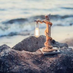 Lampe in Glühbirnenform - eine trendige Entscheidung