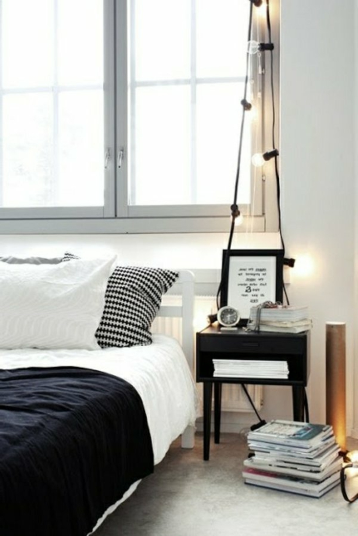 die sch nste nachttischlampe wohnideen in 40 bildern. Black Bedroom Furniture Sets. Home Design Ideas