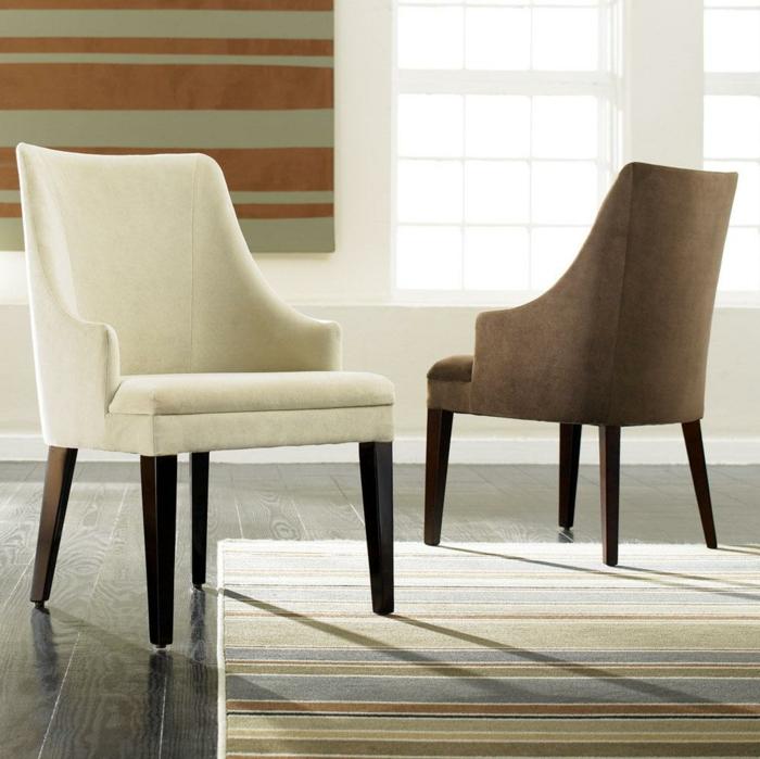 Loungesessel-beige-braun-elegantes-Design-minimalistische-Einrichtung