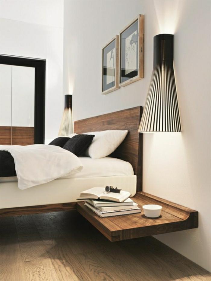 40 Super Modelle Von Nachttisch Zum Einhangen Archzine Net