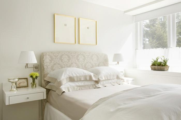 Nachtisch-zum-Einhängen-gemütliches-schlafzimmer-in-weiß