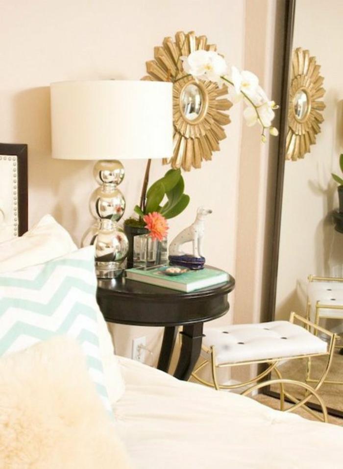 wie w hlt man die sch nste nachttischlampe. Black Bedroom Furniture Sets. Home Design Ideas