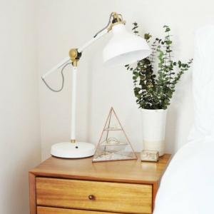 Die schönste Nachttischlampe - Wohnideen in 40 Bildern