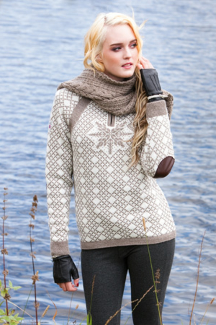 Norweger pulli Fair Trade und warm!