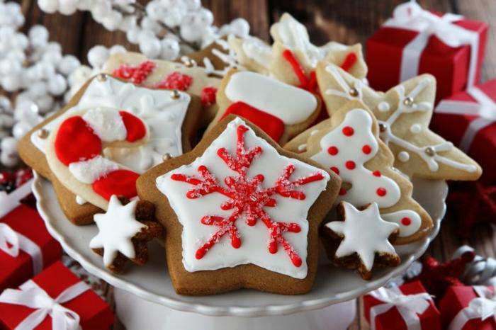 Weihnachts kekse-schnell-backen