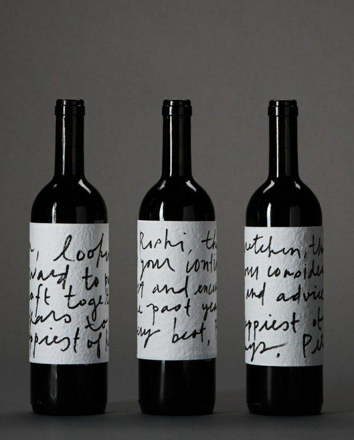 Personalisierte flaschenetiketten wenn der wein seele - Weinetiketten selber machen ...