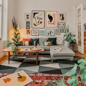 Bilder fürs Wohnzimmer - 105 attraktive und moderne Ideen