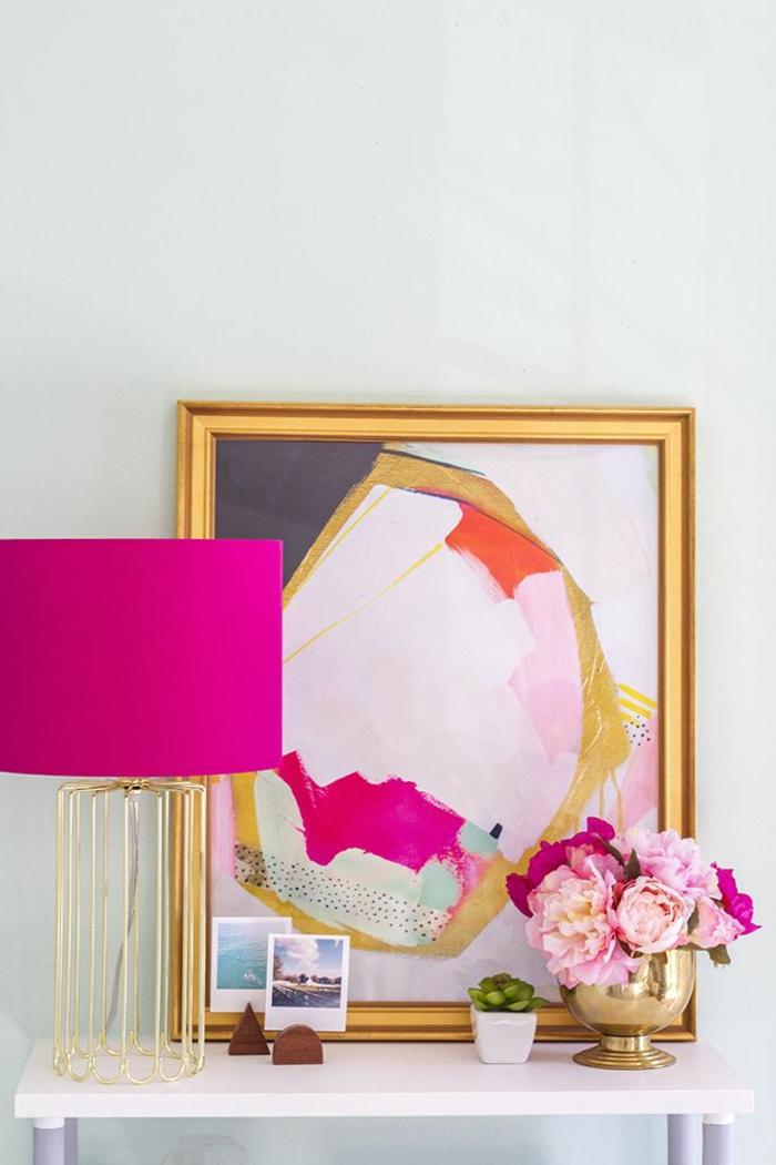 Abstrakte Zimmer Deko Ideen Für Ihre Wohnung ...