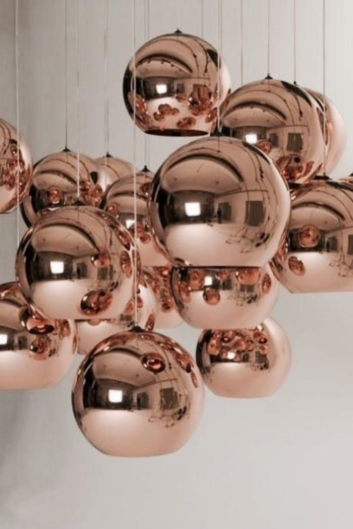 attraktive-Designer-Leuchten-aus-Kupfer