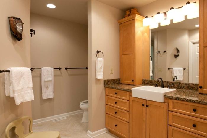 attraktive-wohnideen-badezimmer-moderne-spiegel-beleuchtung