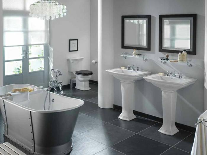 Badezimmer Gestaltungsideen Wohndesign - Badezimmer gestaltungsideen