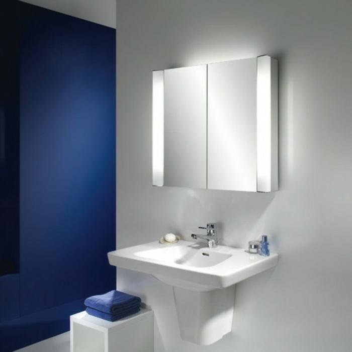 44 modelle spiegelschrank f rs bad mit beleuchtung. Black Bedroom Furniture Sets. Home Design Ideas
