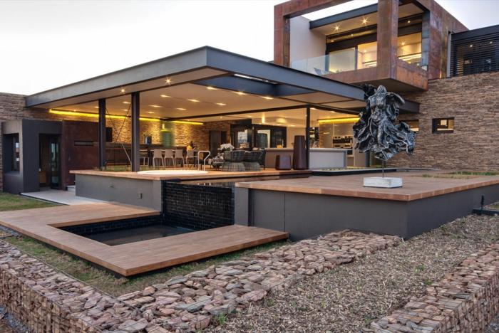 bauhausstil-architektur-mit-flachdach-sehr-luxuriös