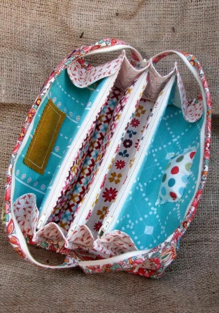 bunte-handgemachte-Tasche-Geldbörse-DIY-Idee