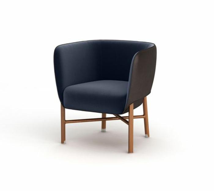 clubsessel-leder-schwarz-kreatives-Design-bequemes-Modell