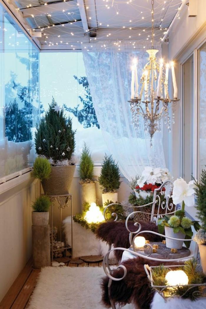Wundersch ne vorschl ge f r winterdekoration for Topfpflanzen dekorieren
