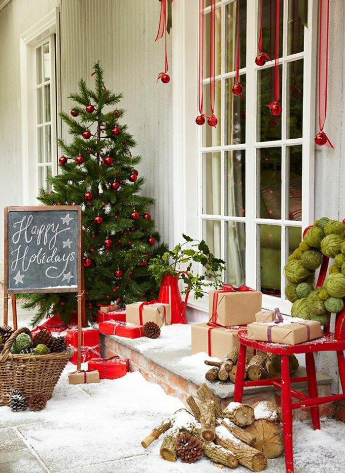 Weihnachtsdeko Geschenke.Kreative Alternative Und Traditionelle Weihnachtsdekoration Für Ihr