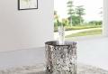 Couchtisch aus Glas und Edelstahl für mehr Eleganz im Raum