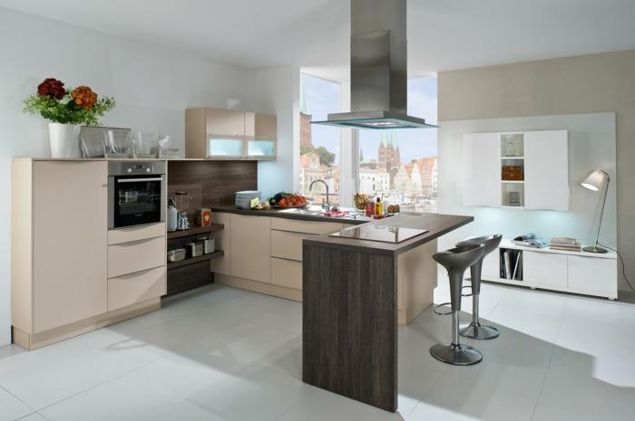 dekoideen-wohnung-modernes-design-küche