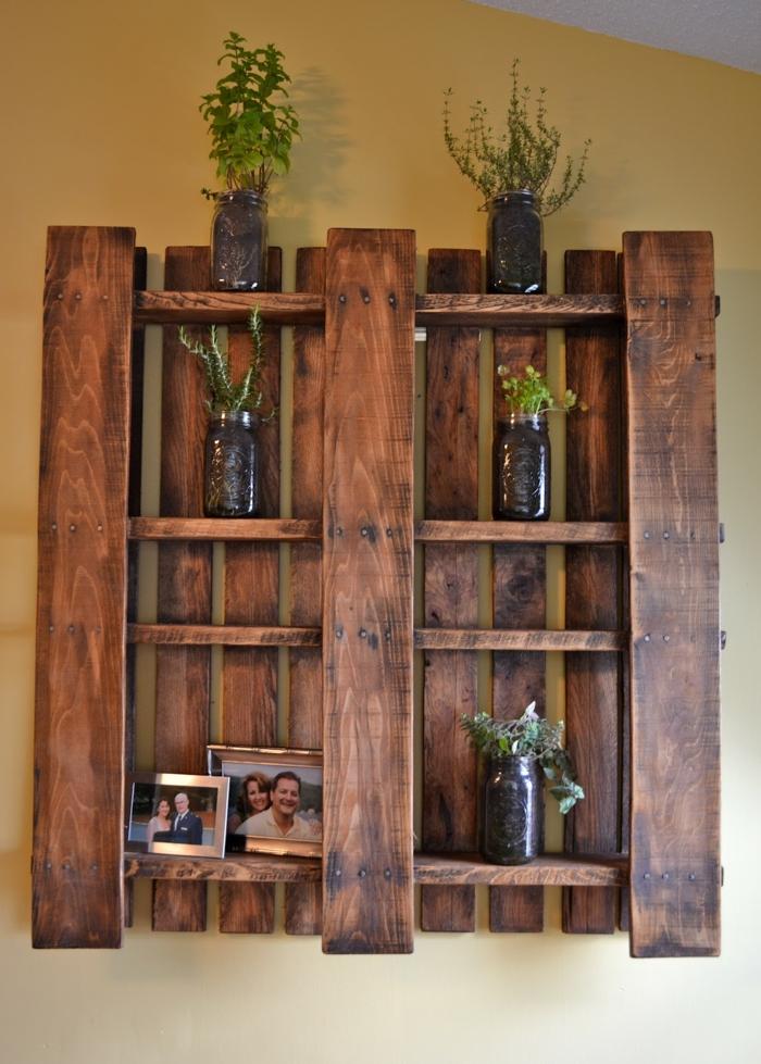 Diy shabby chic home decor - Diy Deko H 246 Lzerne Regale Vintage Originelle Idee Kreativ Schick