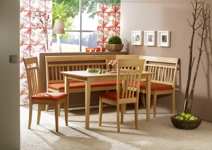 100 unikale ideen für sitzecke in der küche! - archzine.net - Gemtliche Esszimmer