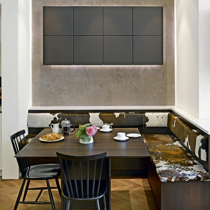 eckbankgruppe modern k che dekoration inspiration