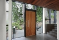 Haustüren aus Holz: 47 einzigartige Modelle!
