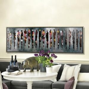 Abstrakte Zimmer Deko Ideen für Ihre Wohnung