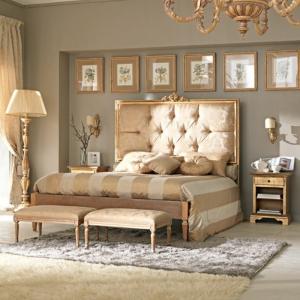 Erstaunliche Fotos von King Size Bett mit gepolstertem Kopfbrett
