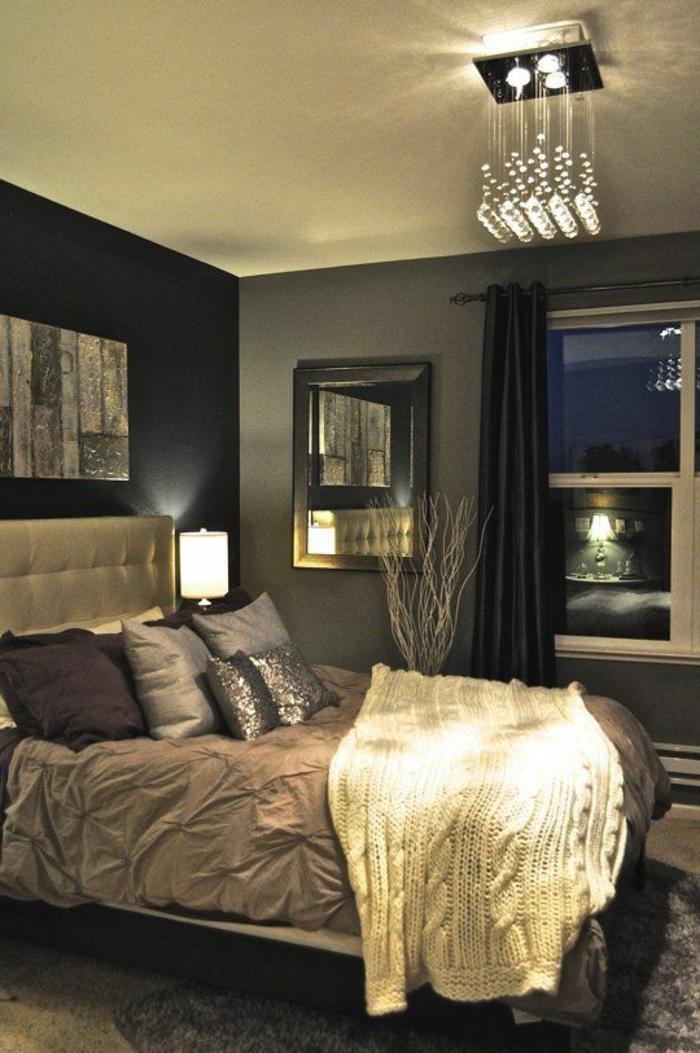 Erstaunliche fotos von king size bett mit gepolstertem for Doppelbett platzsparend