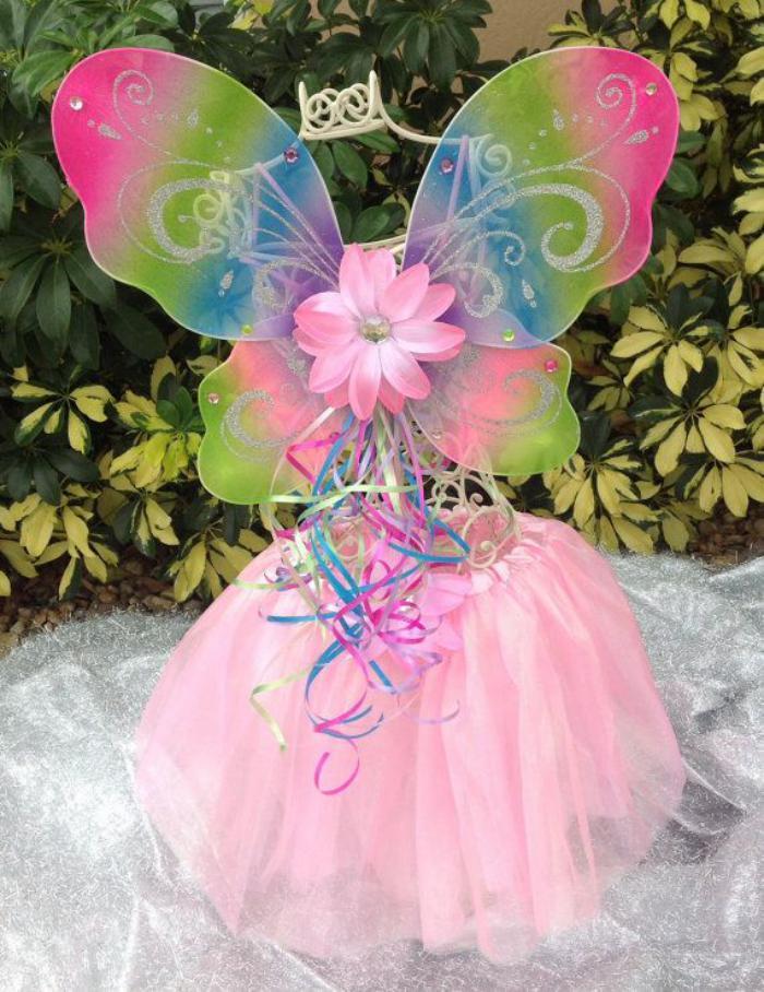 feen-kostüm-süße-Farben-Blumen-Bänder-Flügel